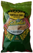 Tortilla Chip Totopos NET. WET. 10.6 OZ